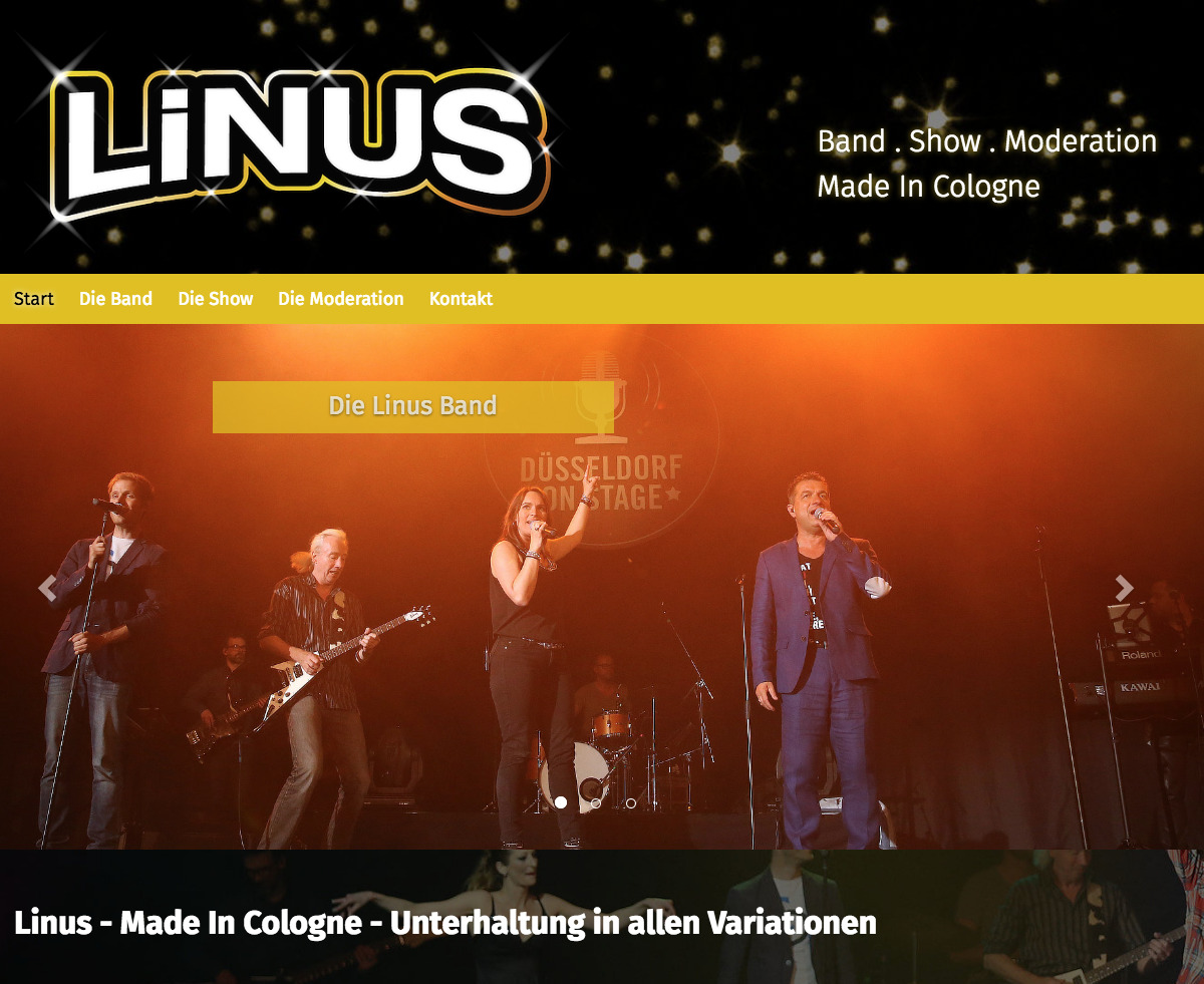 Linus - Made in Cologne